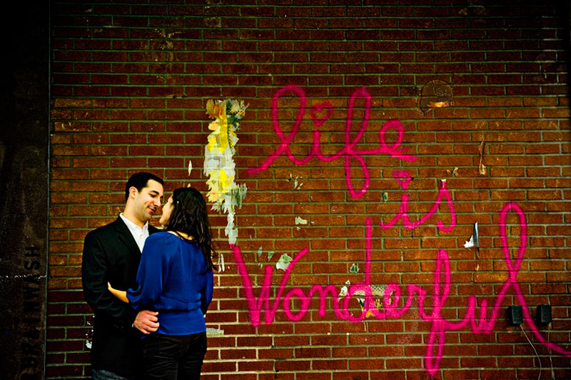 NYC Engagment Session- Stephanie Reinish Photography