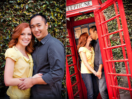 Pasadena Engagement [Dave Richards Photography]