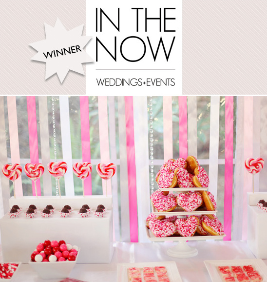 Stylelab Winner In The Now Weddings + Events