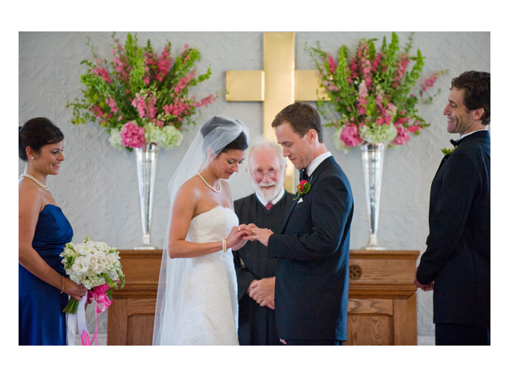 A Classic New England Wedding: September 12, 2009