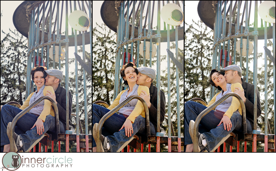 Love the Moment - Inner Circle Photography Engagement Session