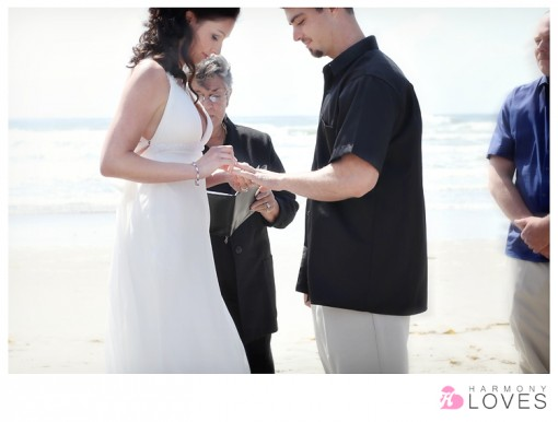 Encinitas Beach Wedding