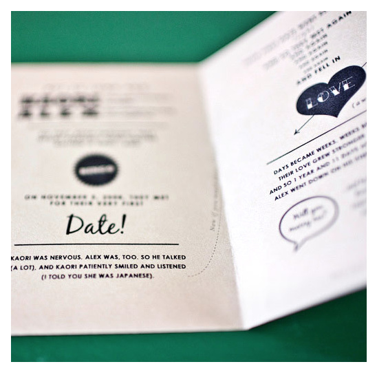 Deer Wedding Invitation + Downtown LA Engagement