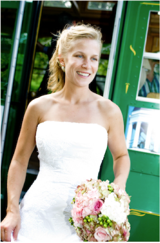 A Harborside Maine Wedding