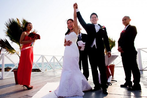 Cayman Islands Real Wedding ::  Kristin and Howie