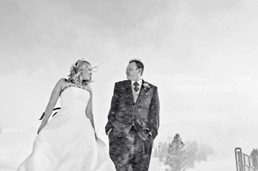 Mammoth Mountain Wedding Photography