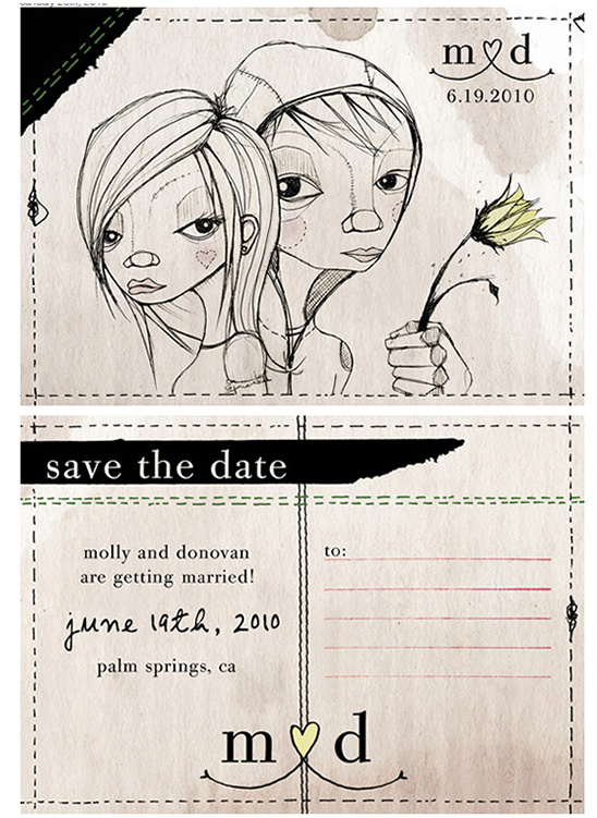 Kelli Murray Save The Dates