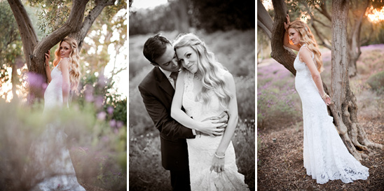 Romantic San Ysidro Ranch Wedding