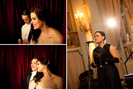 Old Hollywood Glamorous Wedding