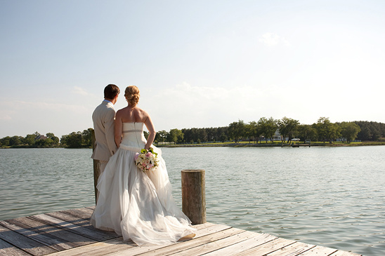Eastern Shore, Maryland Real Wedding