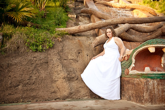 Sneak peek::: Dual Trash the dress/Encore sessions, Orlando Florida