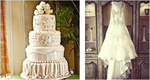 A Vintage Wedding and an Interview with the Bride