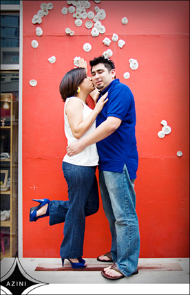 Azini Photography - Engagements in Austin, Texas