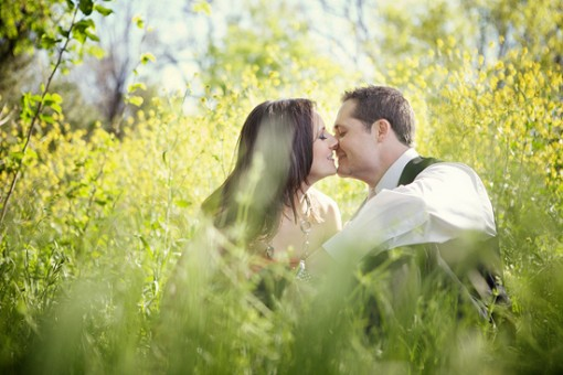 A Moment in Time Photography of Abilene, Texas shot this photo of Ashley Perry and Cody Hamrick. This photo was shot by photographer Jennifer Nieland, and is featured on the Wedding Chicks blog.