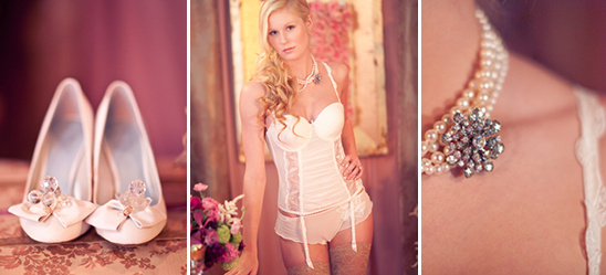 Santa Barbara Romantic & Sexy Boudoir Shoot