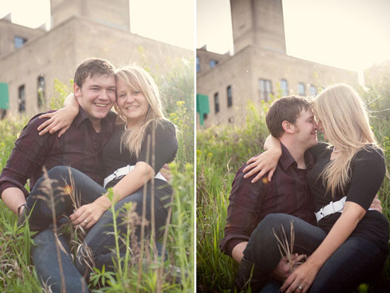 Toni and Josh : MN engagement : Emily Steffen Photography