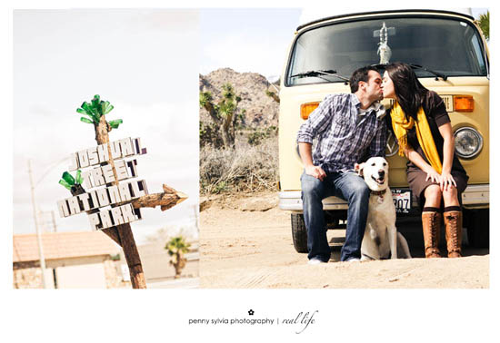 Joshua Tree | Engagement Session