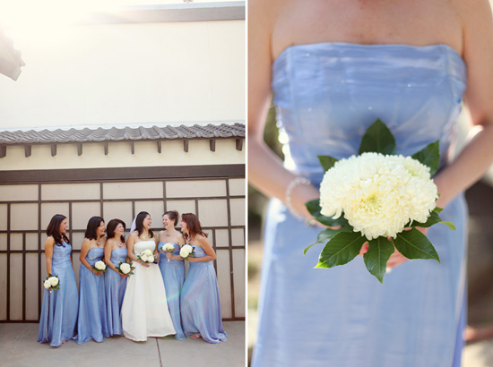 Los Angeles Temple Wedding | Adrienne Gunde Photography