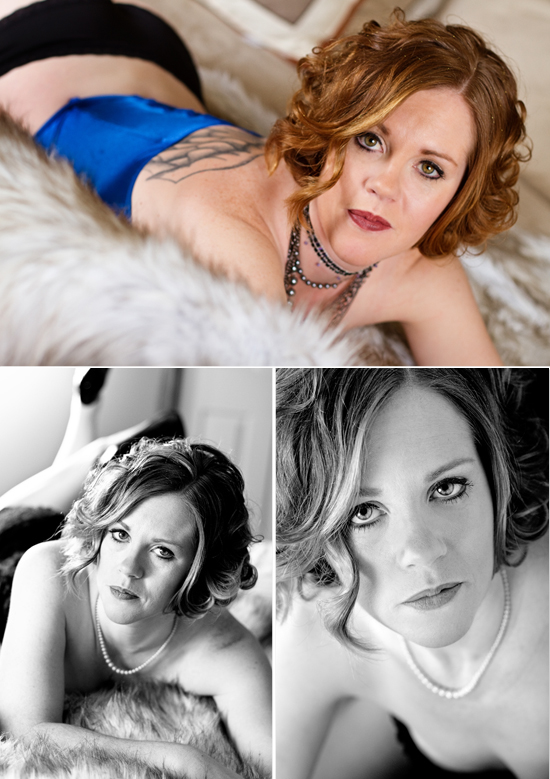 Miss Emily | Boudoir and Pinup by Yvonne Denault Photography