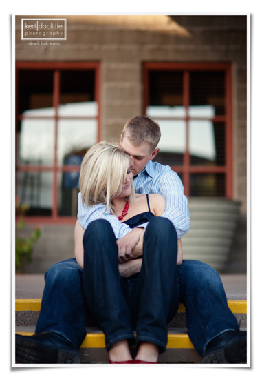 Engagement Session in Scottsdale, AZ...Andrea and Craig