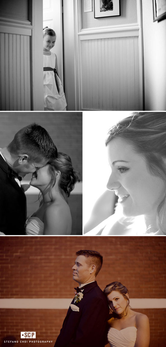 Houston Heights Firehouse Wedding - Stefano Choi Photography