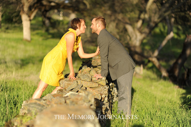 Sacramento Wedding Photographers - Jessie and Brian Engagement Session