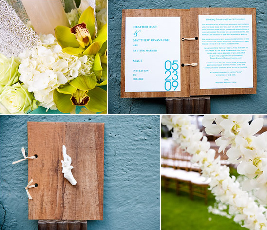Tropical Hawaiian Wedding