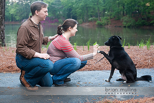 engagement photographer in Raleigh, NC