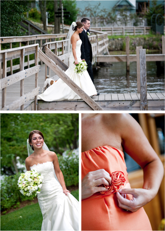 A Lakeside Wedding