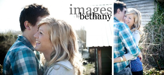 real engagement || images by bethany