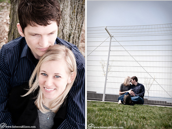 Emma and Owen | Engaged | Rebecca Ellison Photography