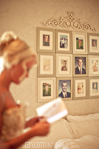Country Chic | Real  Wedding in Oakdale, CA by Scott Andrew