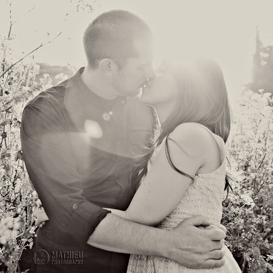 Mike & Jessica engaged! by Mathieu Photography