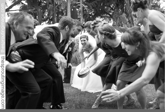 thesproutingimage.com|Rugby Lovers Wedding