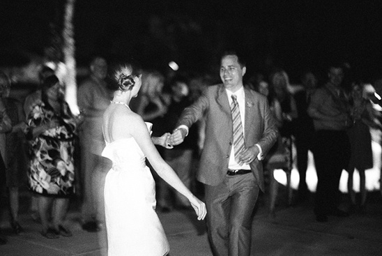 Stylish Palm Springs Wedding Caught On Real Film