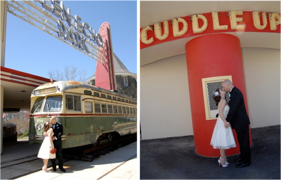 Amusement Park Wedding | Bellwether Events