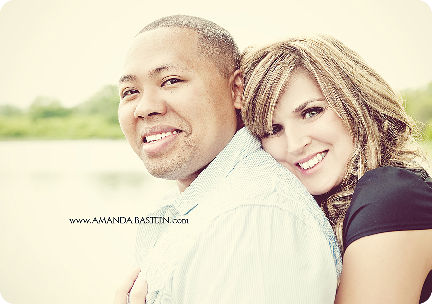 Iowa Wedding Photographer | Amanda Basteen | Lisa & Vernon Engaged