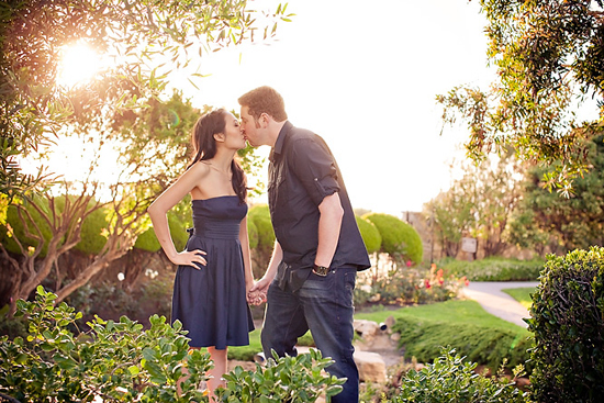 Palos Verdes Engagement Session [Dave Richards Photography]