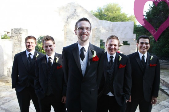 Austin wedding, Vista on Seward Hill, groomsmen Jessica Monnich Photography