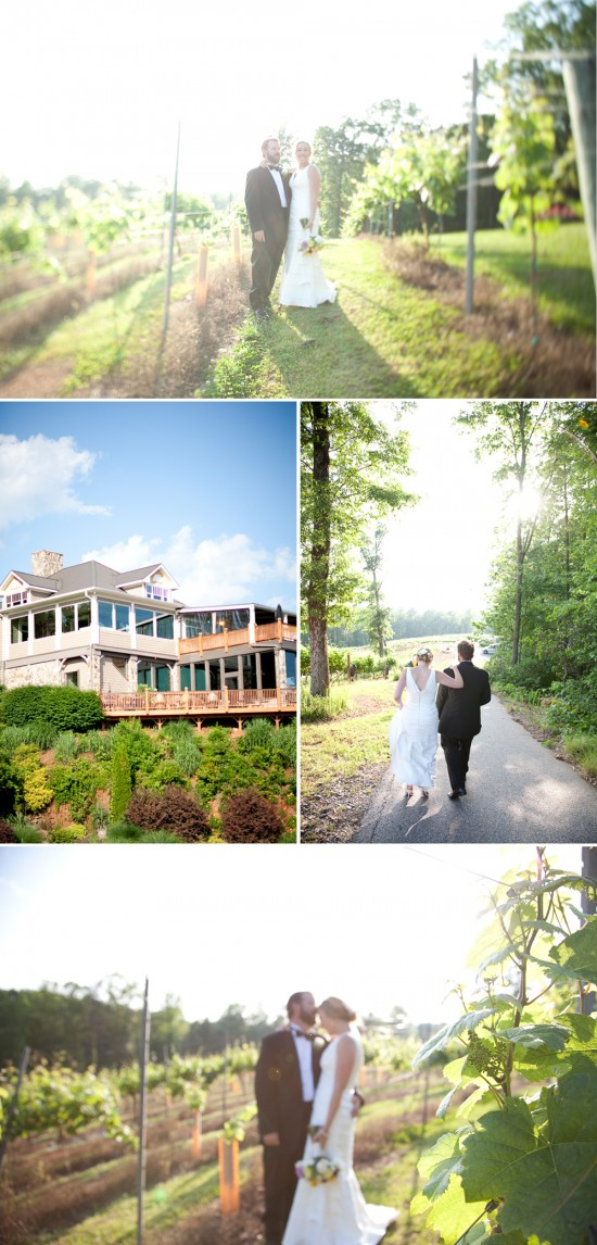 Gorgeous Winery Wedding- Jade McCully Photography