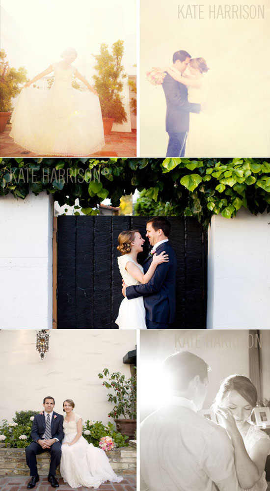 Vintage, Antique Wedding Photography in Carmel by Kate Harrison