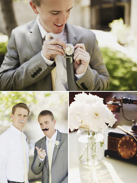 Old Fashion Huntington Beach Wedding