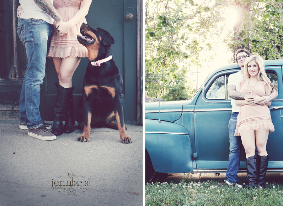 An Amazing East Sac Engagement shoot with Travis and Christina !