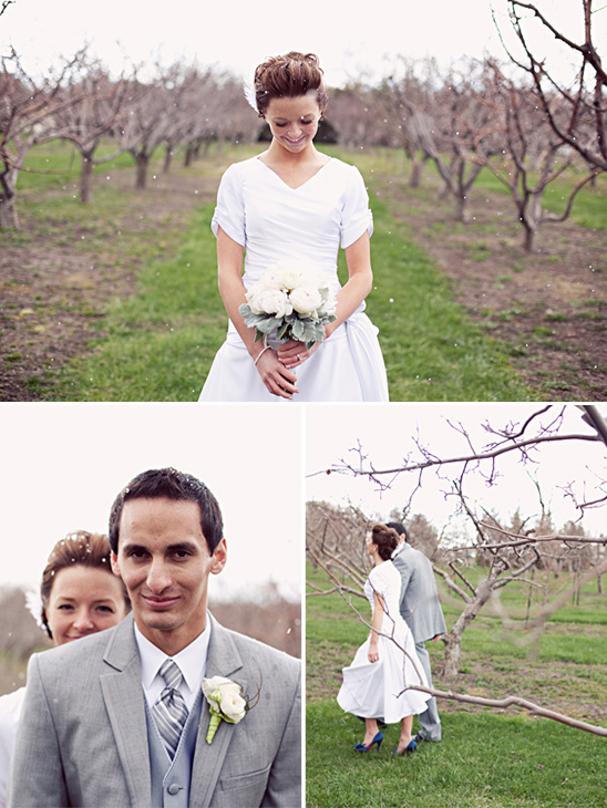 Adorable Idaho Wedding