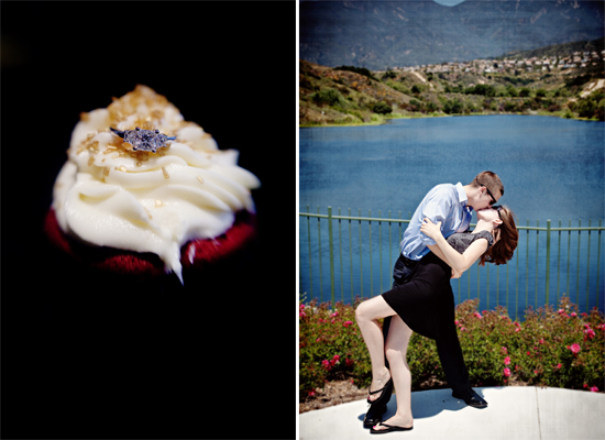 Engaged! Tyler and Jennifer