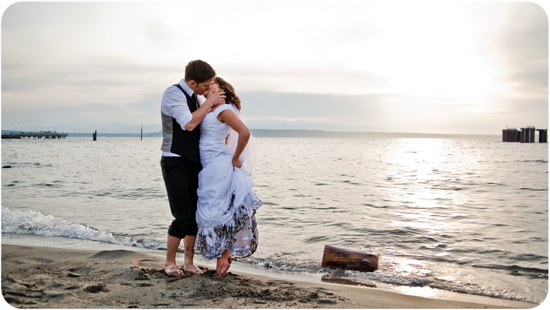 Seattle Wedding Cinematography + Trash the Dress | Zinchuk Studios