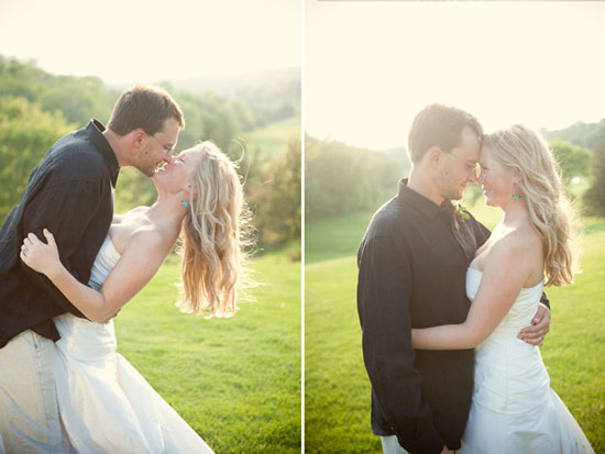 Organic WI wedding :: Michelle and Chris
