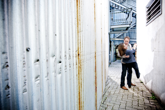 A Granville Island Engagement Session | Vancouver Wedding Photographer