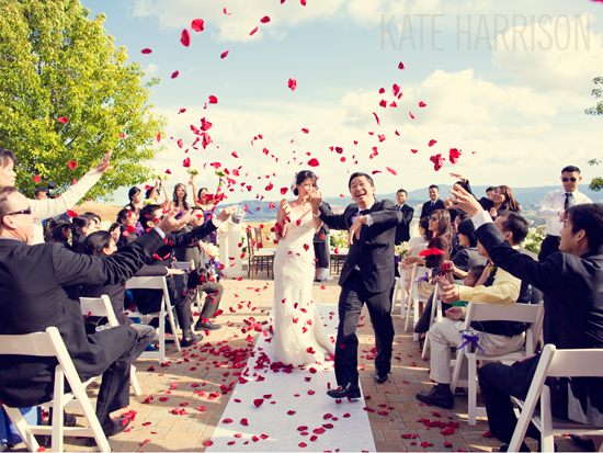 San Francisco Bay Area Wedding Photography - Kate Harrison Photography