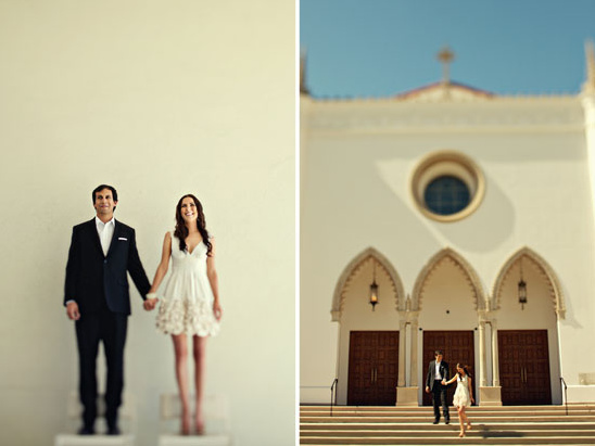 Jenna & Bryan | Los Angeles Engagement Session